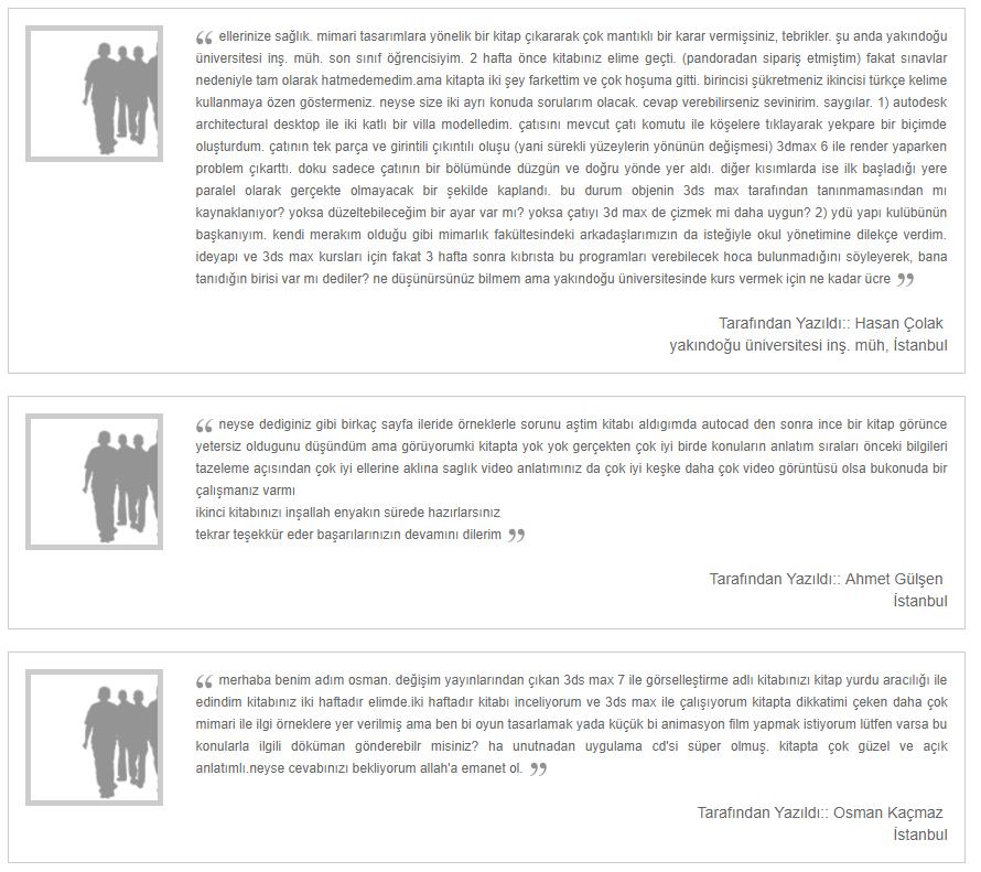3dmax kursu yorumları